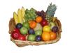 Blandede Frugtkasser